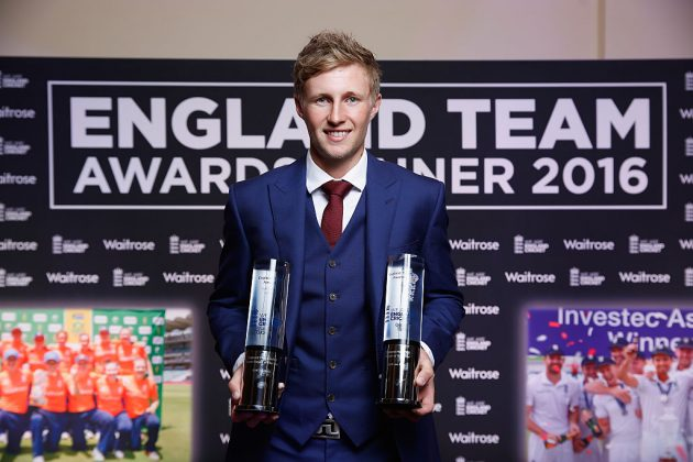 Root, Edwards and Lawrence amongst big winners at England Awards - Cricket News