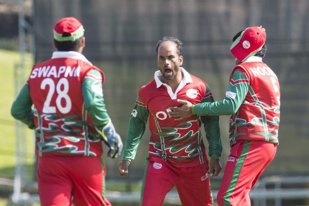 Ansari leads Oman to victory against Jersey - Cricket News