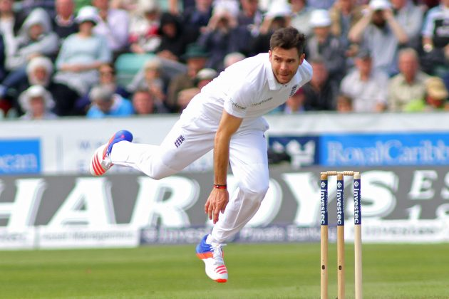 Anderson reprimanded for breaching ICC Code of Conduct - Cricket News