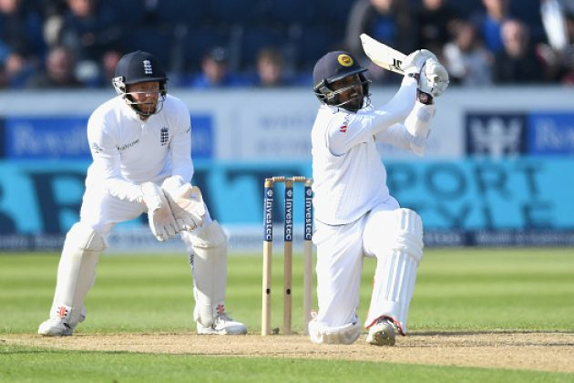 Mathews, Silva, Chandimal fifties shore up Sri Lanka - Cricket News