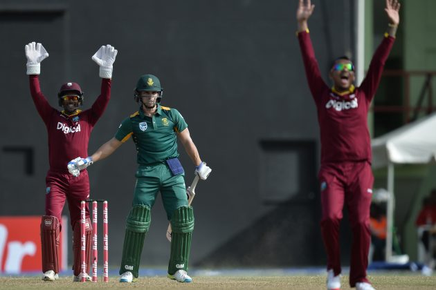 Pollard, Narine shine for the West Indies in four-wicket win  - Cricket News