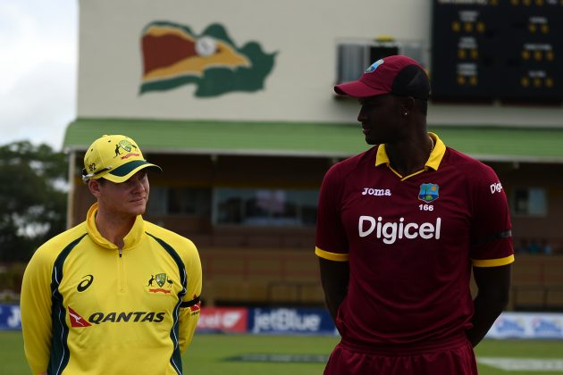 West Indies v Australia tri-series, Basseterre -- Preview
