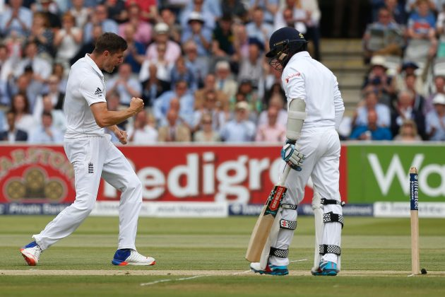 Bowlers help England inch ahead in third Test - Cricket News