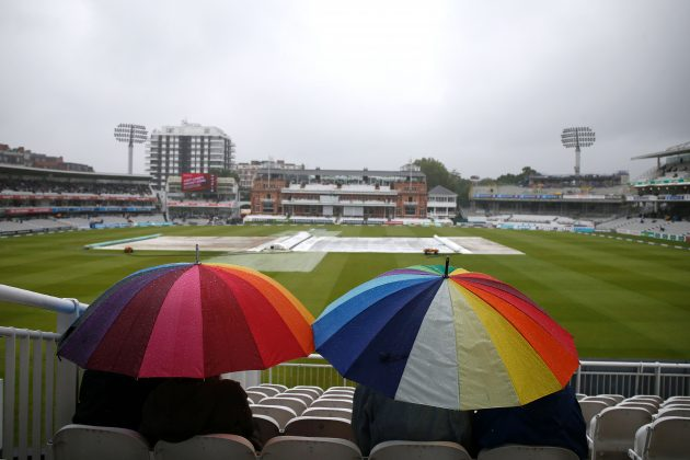 Rain has final say at Lord's as England wins series 2-0 - Cricket News