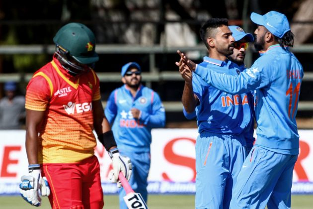 Clinical India trumps Zimbabwe for series win - Cricket News