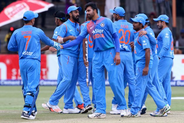 Jadhav, bowlers wrap up series win for India 