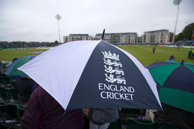 England stays ahead after rain ruins third ODI