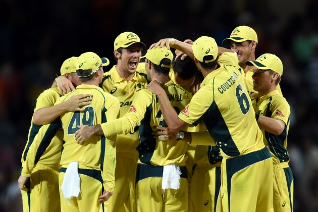 Marsh, Hazlewood to the fore as Australia lifts title