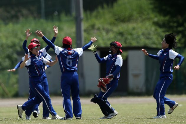 Japan aiming to regain top spot in Samoa - Cricket News