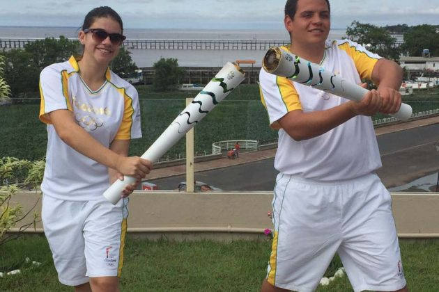 Olympics in Brazil: Cricket Brazil represented through their social projects on the Olympic Torch relay - Cricket News