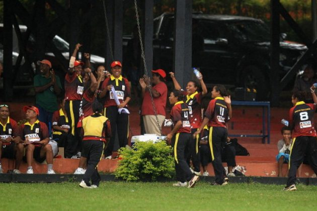 Silver lining to PNG Lewas tournament hopes - Cricket News