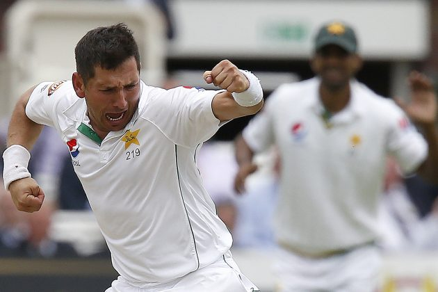 Yasir Shah on top of the world - Cricket News
