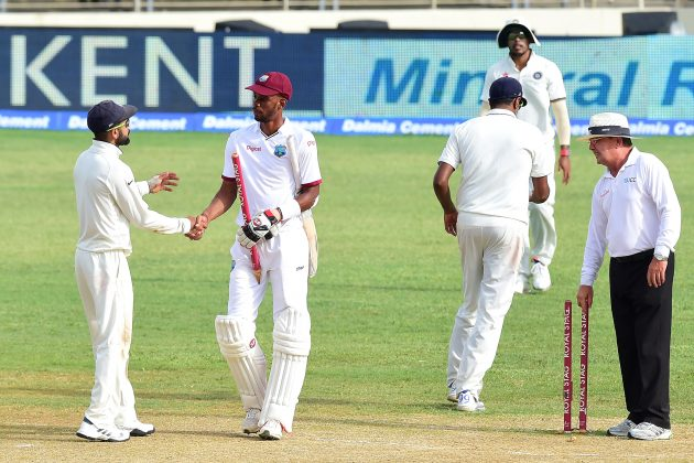 Chase leads the way as West Indies holds on for draw - Cricket News