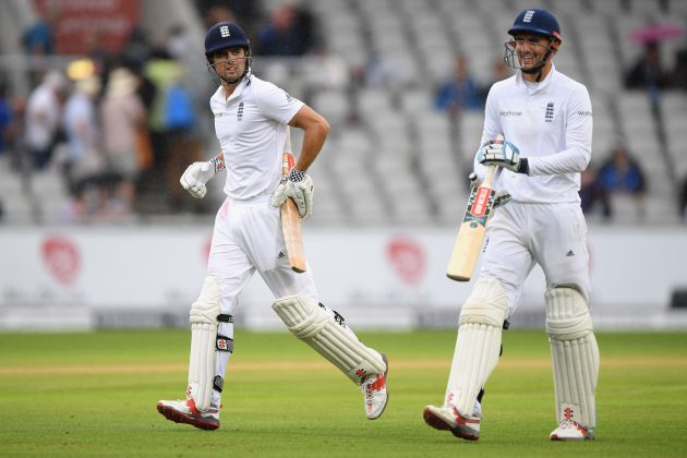 Cook, Hales lead fightback with century stand - Cricket News
