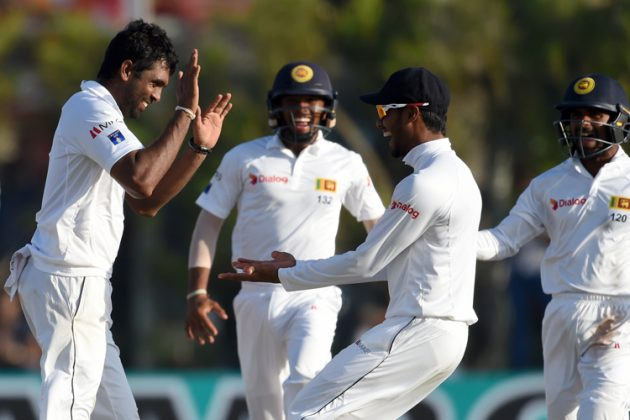 Dilruwan Perera the star as Sri Lanka seals series win - Cricket News