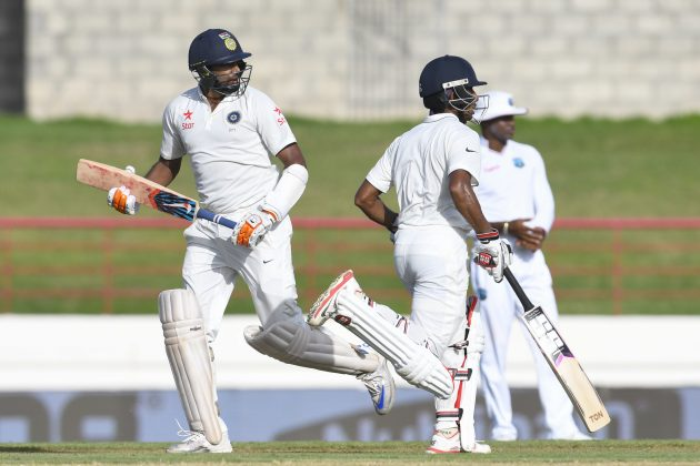 Ashwin, Saha weather storm to restore parity - Cricket News