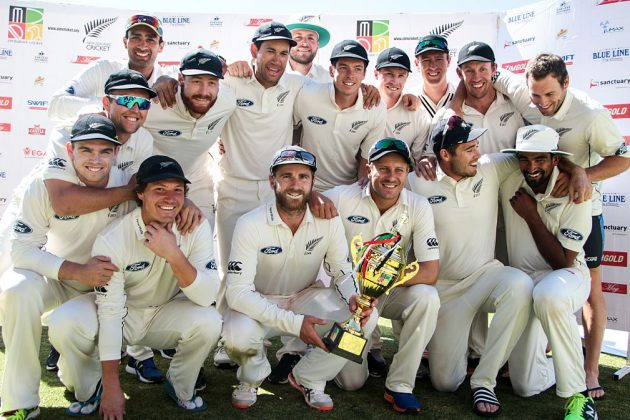 Spinners help New Zealand sweep series 2-0 - Cricket News