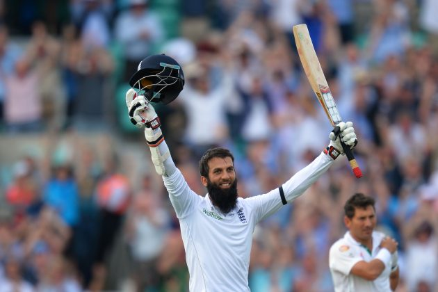 Moeen century props up England - Cricket News