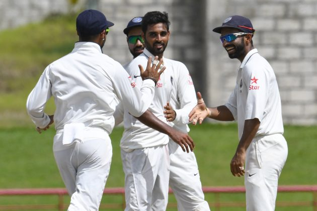 India takes control after Bhuvneshwar heroics - Cricket News