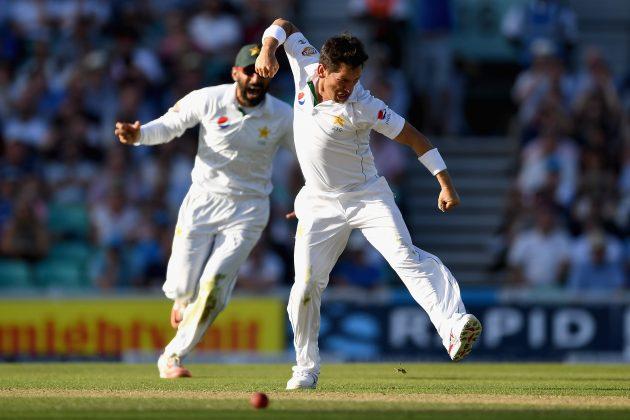 Younis, Yasir put Pakistan in control - Cricket News