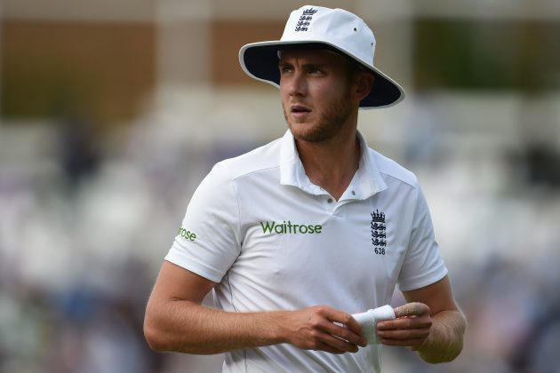 Broad fined for breaching ICC Code of Conduct - Cricket News