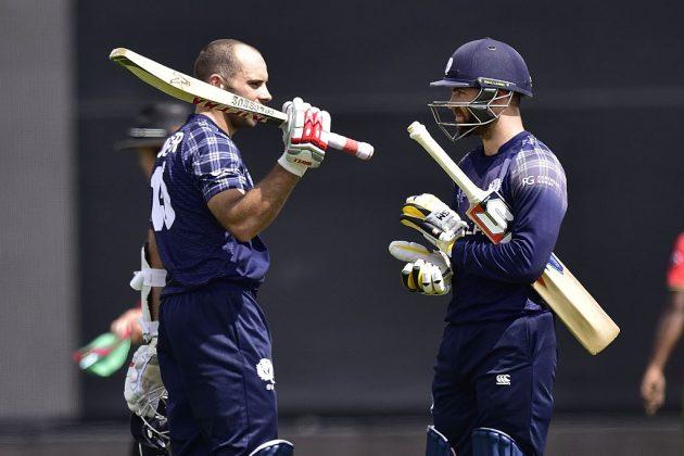 Coetzer, Mommsen tons stud comprehensive Scotland win - Cricket News