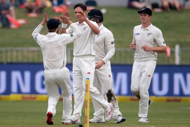 Bowlers give New Zealand the edge on opening day - Cricket News