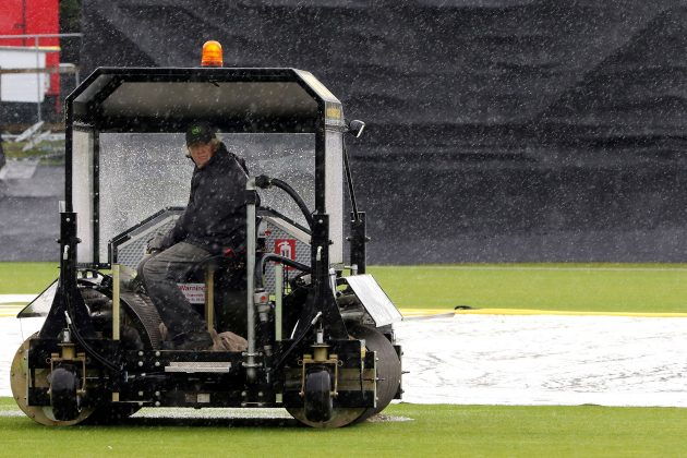 Pakistan takes series after Malahaide washout - Cricket News