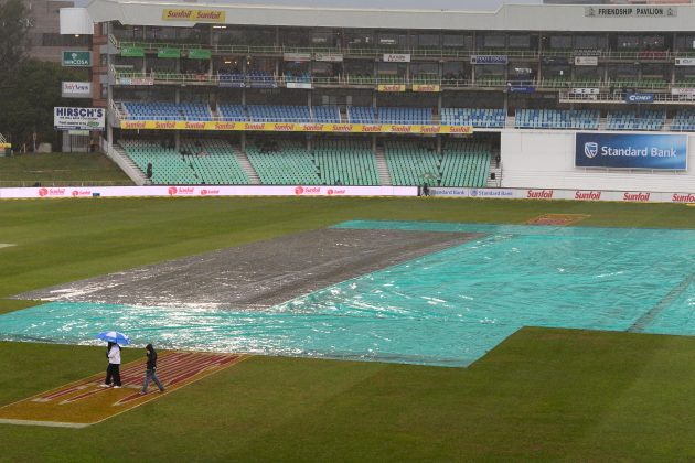 Play abandoned once again in Durban - Cricket News