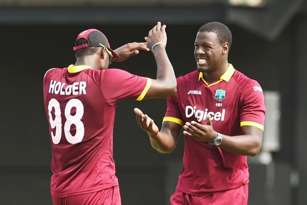 New Captain Carlos Brathwaite looks forward to India showdown - Cricket News