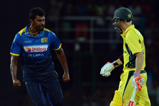 Perera fined, Starc reprimanded for ICC Code of Conduct breaches - Cricket News