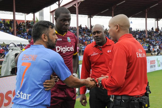 West Indies wins series after rain in second match - Cricket News
