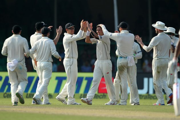 New Zealand fights back after Vijay-Pujara show - Cricket News