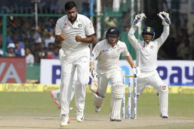 Ashwin strikes leave New Zealand in a hole - Cricket News