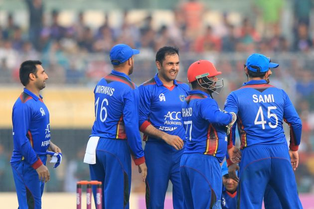 All-round Afghanistan seals thrilling last-over win - Cricket News