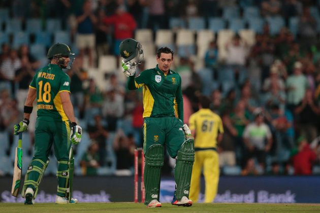 De Kock special gives South Africa big win - Cricket News