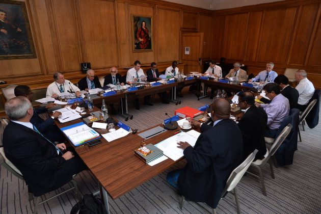 The ICC Board meetings concluded in Cape Town on Friday.
