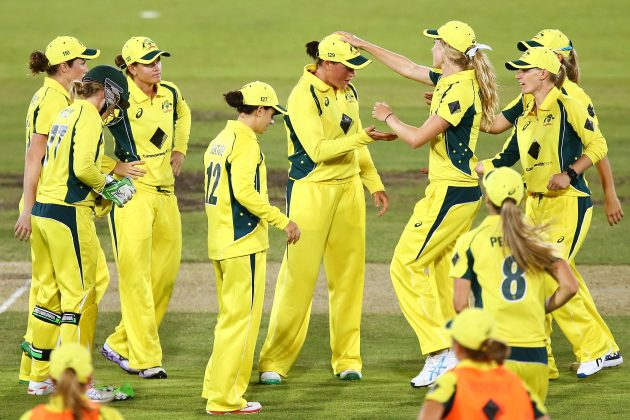 ICC congratulates Australia on winning ICC Women's Championship - Cricket News
