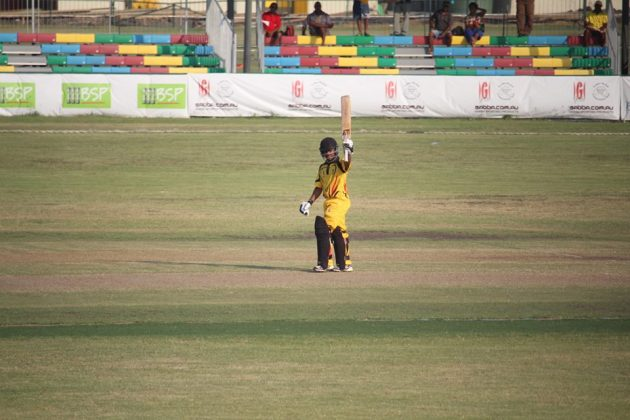 Debutant Dogodo drives PNG home - Cricket News