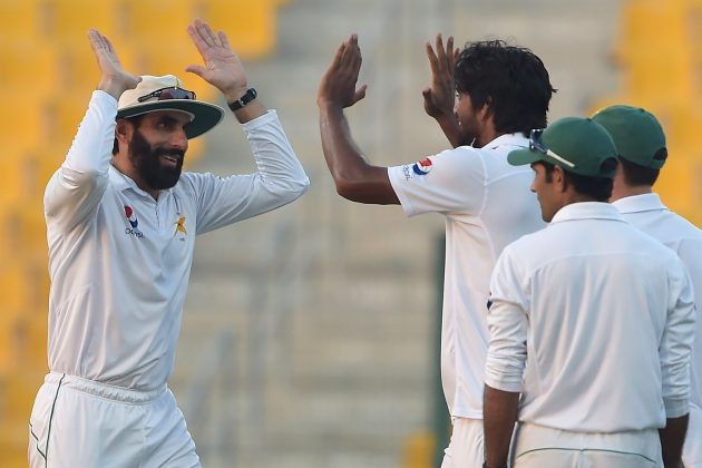 Late wickets put Pakistan on top - Cricket News