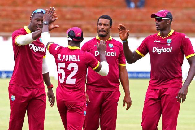 Sri Lanka edge Windies despite Lewis ton