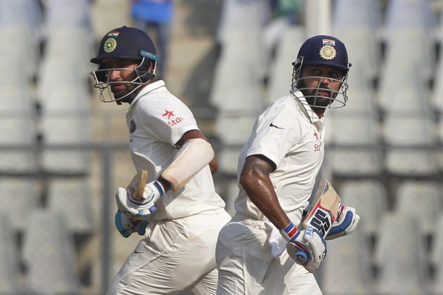Vijay, Pujara steady after Buttler lifts England to 400 - Cricket News