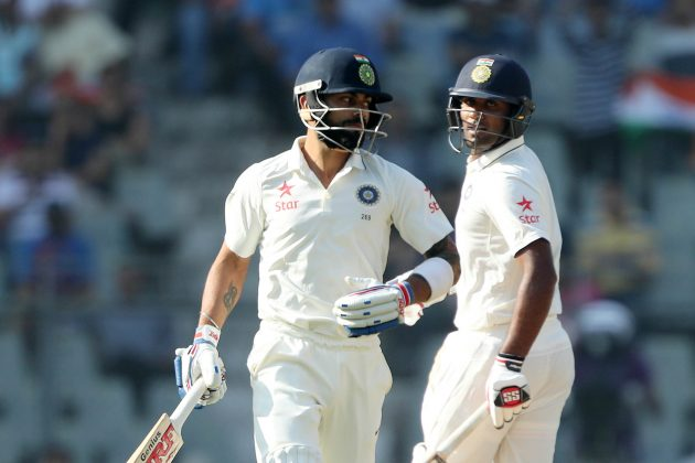 Kohli, spinners put India in command - Cricket News