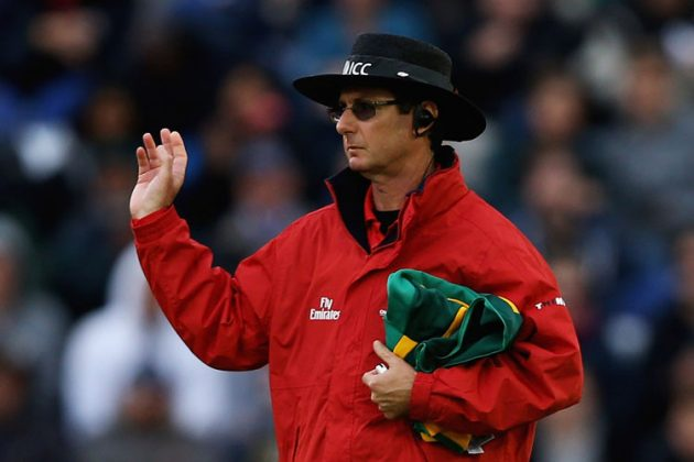 Umpire Rod Tucker reaches half-century of Test matches - Cricket News