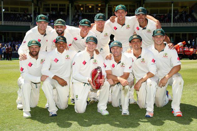 ICC Awards - Australia completes series sweep of Pakistan