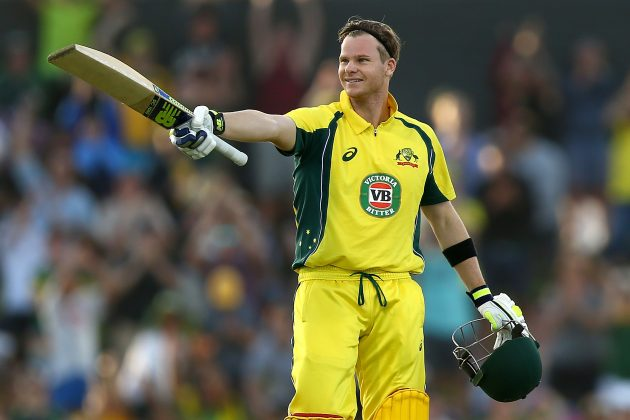 Ton-up Smith steers Australia home - Cricket News