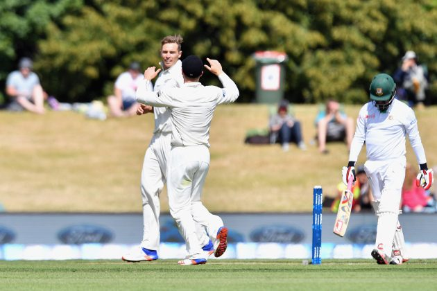 Southee, Boult stop Bangladesh at 289 - Cricket News