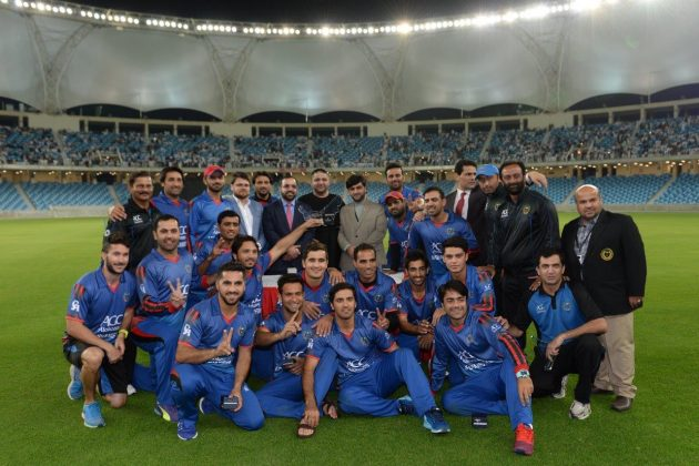 Nabi, Shahzad heroics give Afghanistan title - Cricket News