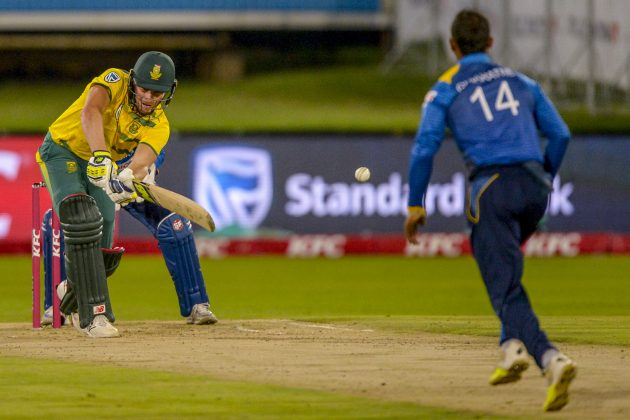 Miller, Ngidi set up win in rain-shortened match - Cricket News