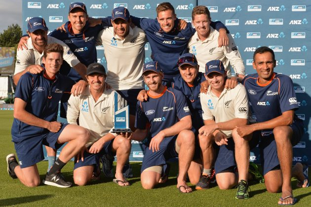 Pacemen set up stunning New Zealand win - Cricket News